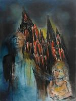 edeldith-People-Society-Modern-Age-Expressive-Realism