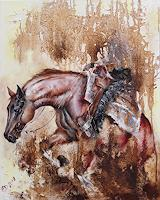 edeldith-Animals-Land-Sports-Modern-Age-Expressive-Realism