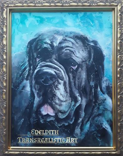 Edeldith, Die Gräfin, Animals, Animals: Land, Expressive Realism