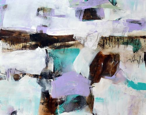 Bernadette Möllmann, Herzstück, Abstract art, Abstract Art, Expressionism