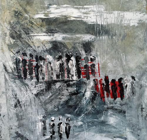 Jo, Tafelberg, Abstract art