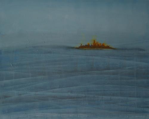 Jo, Alcatraz, Abstract art