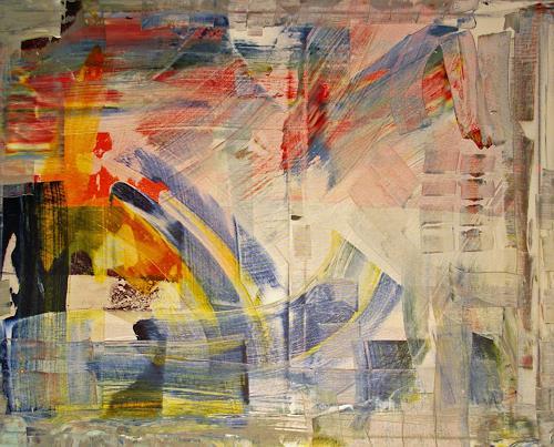 Jo, Regatta, Abstract art