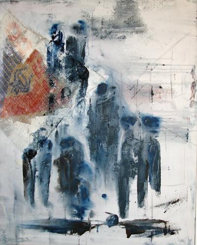Jo, Kinder der Revolution, Abstract art