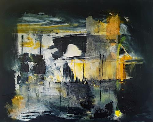 Jo, Traumfabrik, Abstract art, Abstract Expressionism
