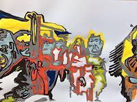 eugen-loetscher-Movement-People-Group-Contemporary-Art-Contemporary-Art
