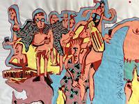 eugen-loetscher-People-Group-Society-Contemporary-Art-Contemporary-Art