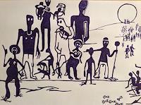 eugen-loetscher-Society-People-Group-Contemporary-Art-Contemporary-Art