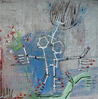 eugen-loetscher-People-Women-People-Women-Contemporary-Art-Contemporary-Art