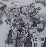 eugen-loetscher-Fantasy-Poetry-Contemporary-Art-Contemporary-Art