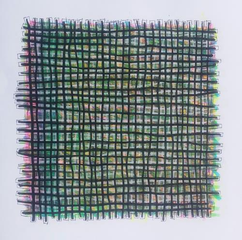 eugen lötscher, schöni müsterli 2019, Abstract art, Abstract art, Contemporary Art