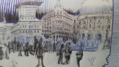eugen lötscher, ligurien, People, Miscellaneous Buildings, Contemporary Art