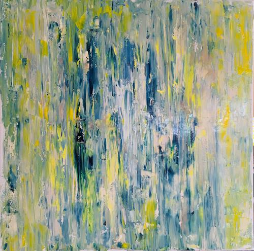 Remo Passeri, Frühlingsgefühle?, Abstract art, Abstract Art, Expressionism