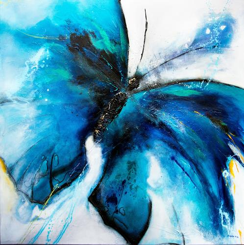biancaneve Art & Design, Farfalla, Animals: Air, Emotions, Contemporary Art, Expressionism