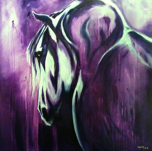 biancaneve Art & Design, Mystic Beauty, Animals: Land, Emotions, Contemporary Art, Expressionism
