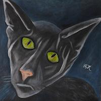 Hanna-Rheinz-Animals-Land-Miscellaneous-Emotions-Contemporary-Art-Contemporary-Art