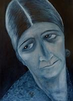 Hanna-Rheinz-People-Portraits-Miscellaneous-Emotions-Contemporary-Art-Contemporary-Art