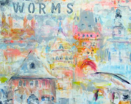 Barbara Schauß, Worms, Miscellaneous Buildings, History, Contemporary Art