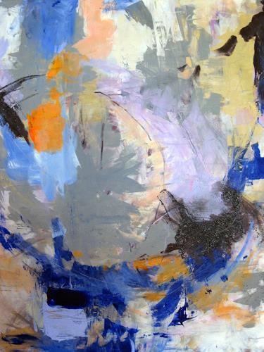 Barbara Schauß, o.T., Abstract art, Miscellaneous, Abstract Expressionism, Expressionism
