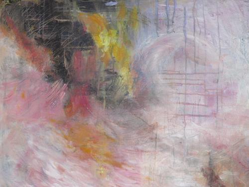 Barbara Schauß, I love Turner I, Abstract art, Miscellaneous, Abstract Art