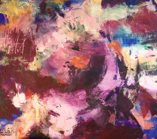 Barbara Schauß, Hommage à Fred, Abstract art, Miscellaneous, Contemporary Art