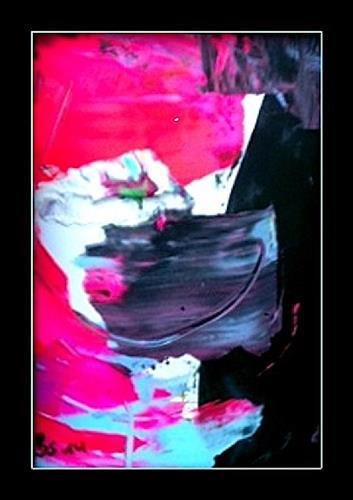 Barbara Schauß, o T, Abstract art, Miscellaneous, Abstract Expressionism