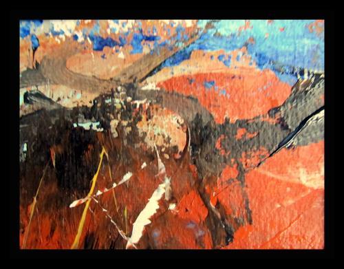 Barbara Schauß, Terra, Landscapes, Abstract art, Contemporary Art
