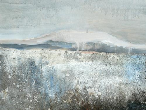Barbara Schauß, Donnersberg II, Landscapes: Mountains, Abstract art, Contemporary Art, Expressionism
