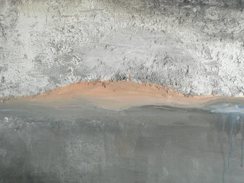 Barbara Schauß, Donnersberg III, Landscapes: Mountains, Abstract art