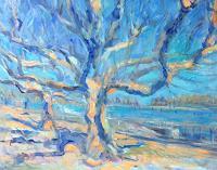 Barbara-Schauss-1-Landscapes-Miscellaneous-Landscapes-Modern-Age-Impressionism