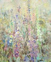 Barbara-Schauss-1-Plants-Flowers-Nature-Miscellaneous-Modern-Age-Impressionism