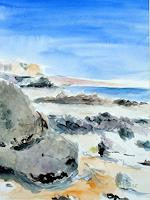 Barbara-Schauss-1-Landscapes-Sea-Ocean-Nature-Water-Contemporary-Art-Contemporary-Art