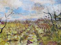 Barbara-Schauss-1-Landscapes-Miscellaneous-Plants-Modern-Age-Impressionism