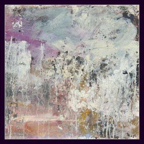Barbara Schauß, nowhere land, Landscapes, Abstract art, Contemporary Art