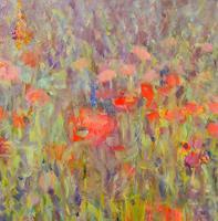 Barbara-Schauss-1-Plants-Flowers-Nature-Modern-Age-Impressionism