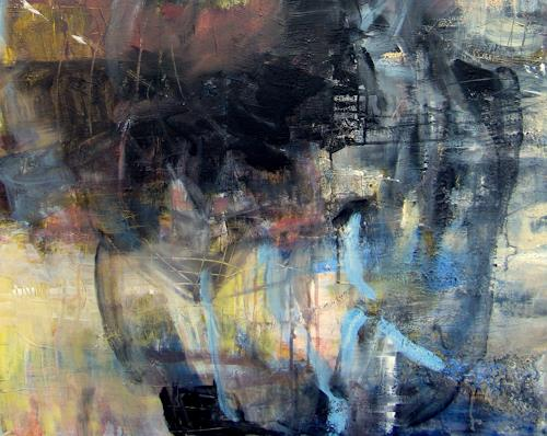 Barbara Schauß, incognito detail, Abstract art, Miscellaneous, Contemporary Art, Abstract Expressionism