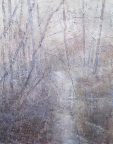 Barbara Schauß, Mirage, Landscapes, Nature, Contemporary Art, Expressionism