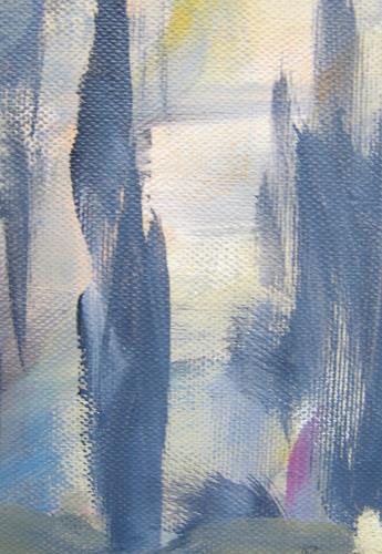 Barbara Schauß, Impressioni di Garda, Landscapes, Nature, Contemporary Art