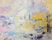 Barbara-Schauss-1-Landscapes-Nature-Water-Modern-Age-Impressionism-Neo-Impressionism