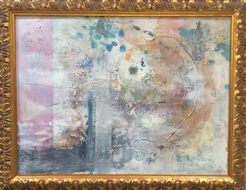 Barbara Schauß, TODAY, Abstract art, Miscellaneous Landscapes, Non-Objectivism [Informel]