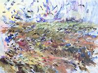 Barbara-Schauss-1-Landscapes-Summer-Plants-Modern-Age-Impressionism-Neo-Impressionism