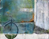 Magdalena-Oppelt-Abstract-art-Traffic-Bicycle-Modern-Age-Modern-Age
