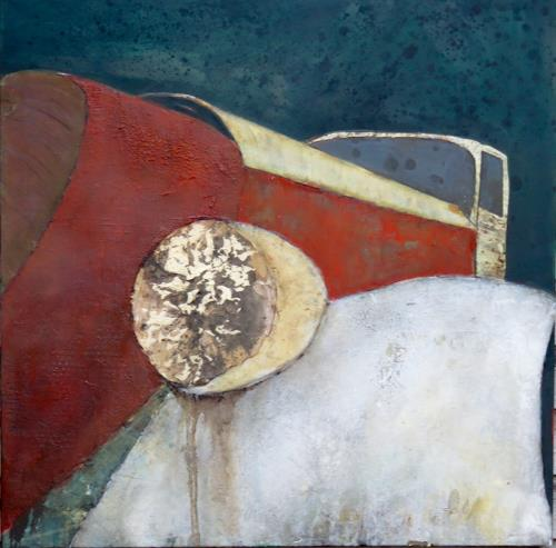 Magdalena Oppelt, My Lady, Traffic: Car, Art Déco, Expressionism