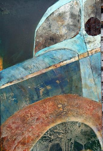 Magdalena Oppelt, Platzhirsch, Decorative Art, Traffic: Car, Modern Age