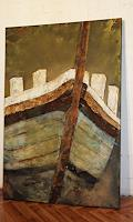 Magdalena-Oppelt-Verkehr-Ship-Decorative-Art-Modern-Age-Abstract-Art