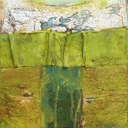 Magdalena Oppelt, Glücksbote, Abstract art, Abstract Art, Abstract Expressionism