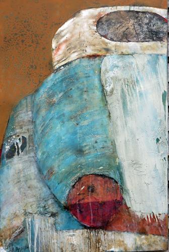 Magdalena Oppelt, Salsa Cubana, Traffic: Car, Abstract art, Concrete Art, Expressionism