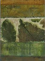 Magdalena-Oppelt-Plants-Abstract-art-Modern-Age-Abstract-Art