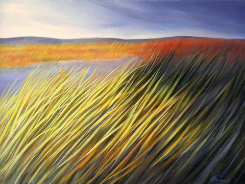 Claire Mesnil, Light Shifts, Miscellaneous Landscapes, Nature: Miscellaneous, Contemporary Art