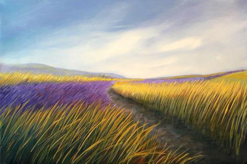 Claire Mesnil, Make a Memory, Miscellaneous Landscapes, Nature: Miscellaneous, Contemporary Art